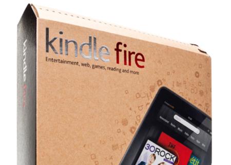 Amazon ofertará publicidad en la pantalla de inicio del Kindle Fire