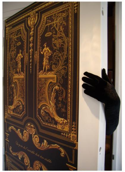 panel puerta baroque chateaushop