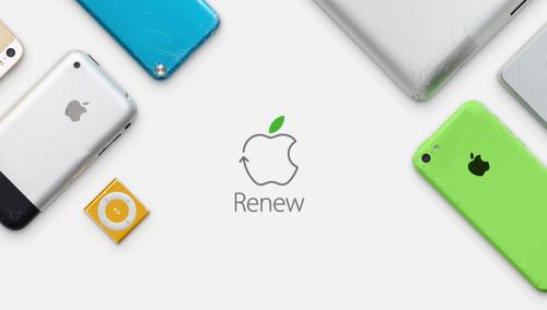 El negocio detrás del reciclaje y reparación de productos de Apple