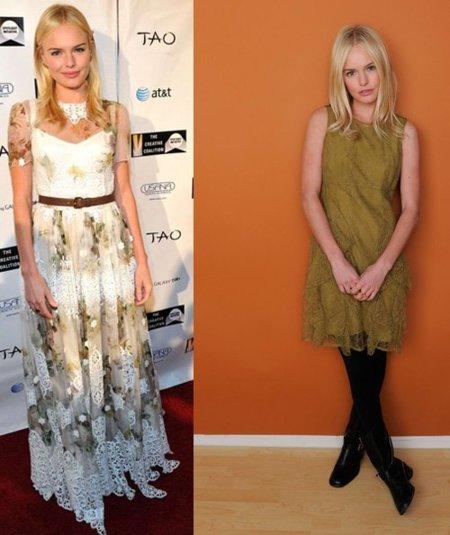 Y más looks de Kate Bosworth en el Festival de Sundance