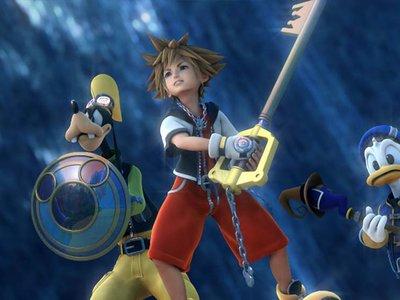 Kingdom Hearts HD 1.5 + 2.5 Remix presenta algunos problemas en PS4
