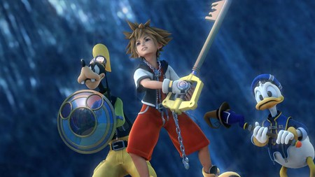Kingdom Hearts HD 1.5 + 2.5 Remix presenta algunos problemas en PS4