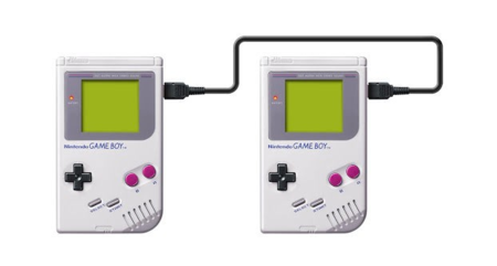Game Boy - Cable Link