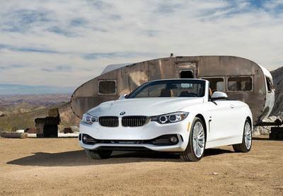 BMW Serie 4 Convertible llega a México