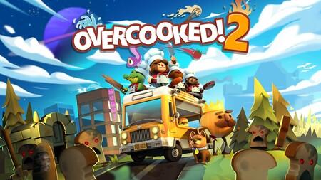 Juega 'Overcooked 2' completamente gratis en México con Nintendo Switch Online: el juego cooperativo para cocinar con tus amigos