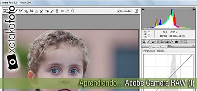 Aprendiendo con Adobe Camera RAW (I)