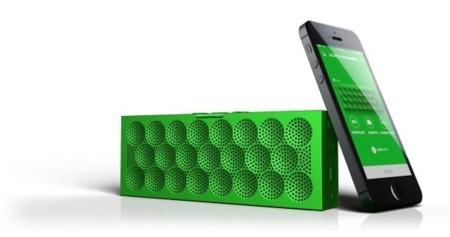Mini Jambox, reduciendo a la mínima expresión el altavoz portátil