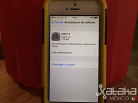 iOS 7.1 ya disponible para descarga