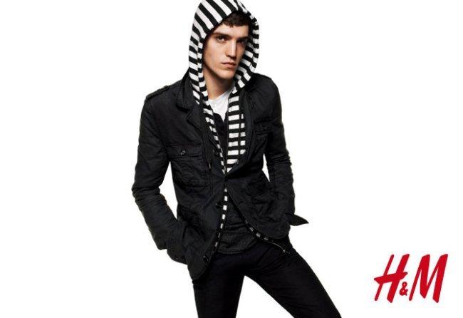 H&M: Nuevas fotos de la campaña divided Otoño 2010