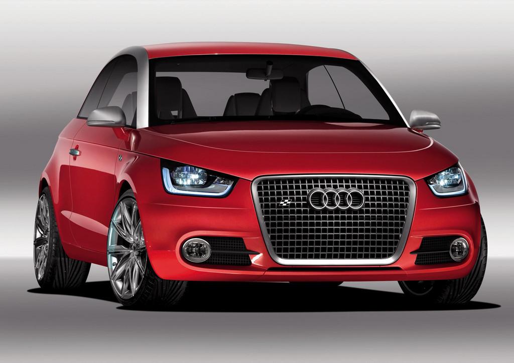 Foto de Audi A1 Metroproject Quattro Concept (2/35)
