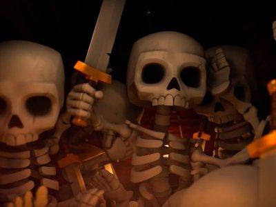 Clash Royale, guía de cartas: los mejores mazos para el Barril de esqueletos