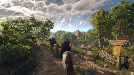 Así se ve The Witcher 3: Wild Hunt corriendo en PlayStation 4