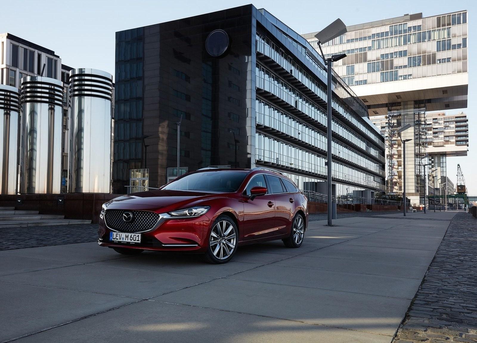 Foto de Mazda6 Wagon (9/19)