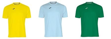 Camisetas deportivas para hombre Joma desde 5,95 euros en Amazon