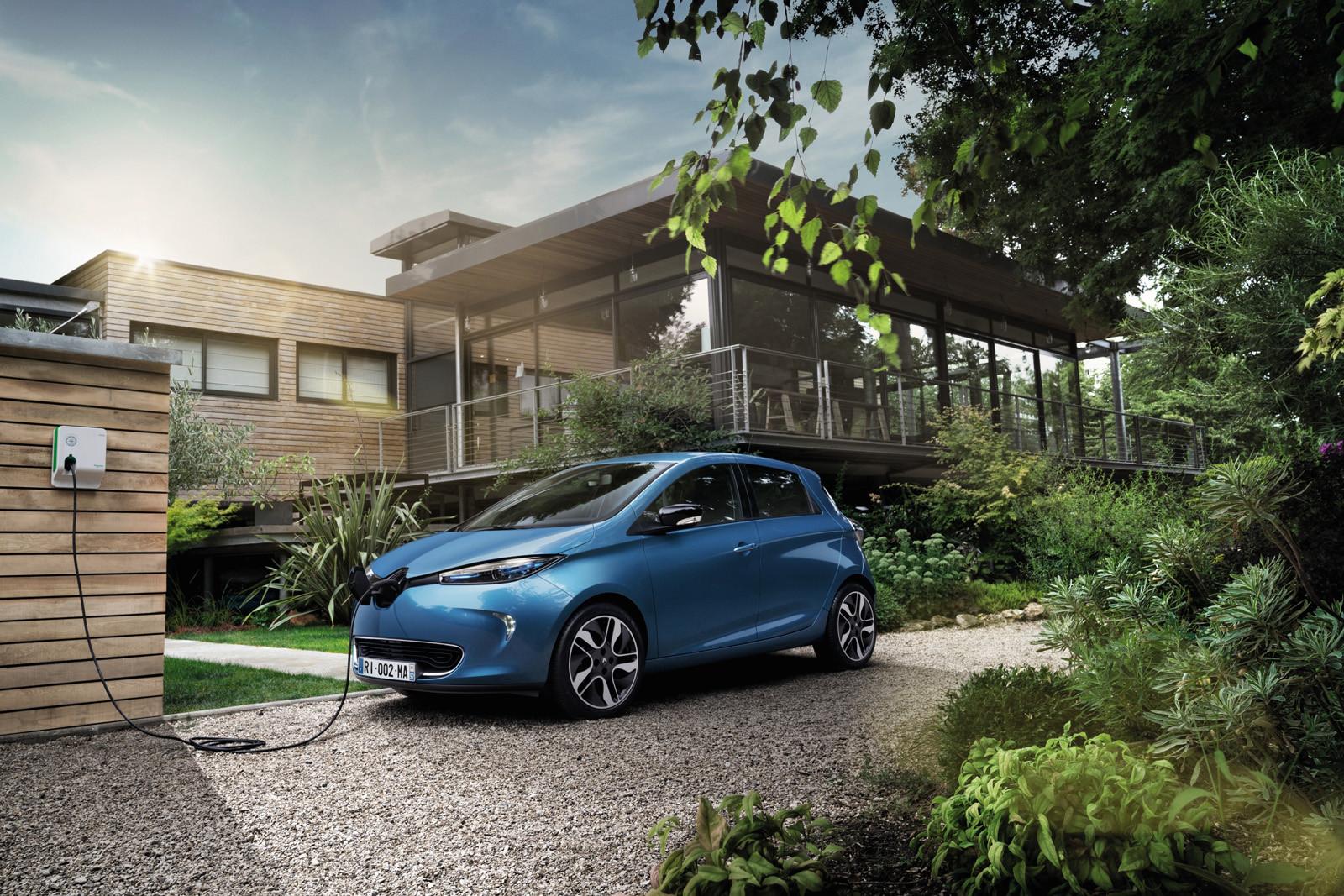 Foto de Renault ZOE ZE 40 (19/21)
