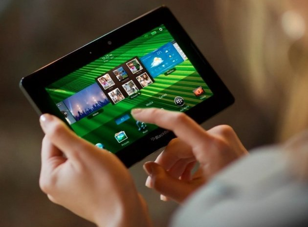 nuevo tablet Blackberry Playbook