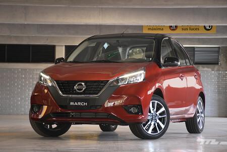 Nissan March 2021 Opiniones Prueba Mexico 7
