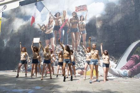 FEMEN: ¿Se puede defender la igualdad de la mujer enseñando los pechos?