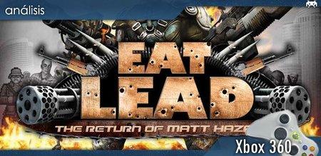 'Eat Lead: The Return of Matt Hazard'. Análisis