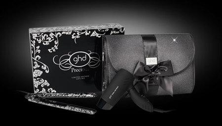 Platinum, la edición limitada de las planchas GHD para Navidad