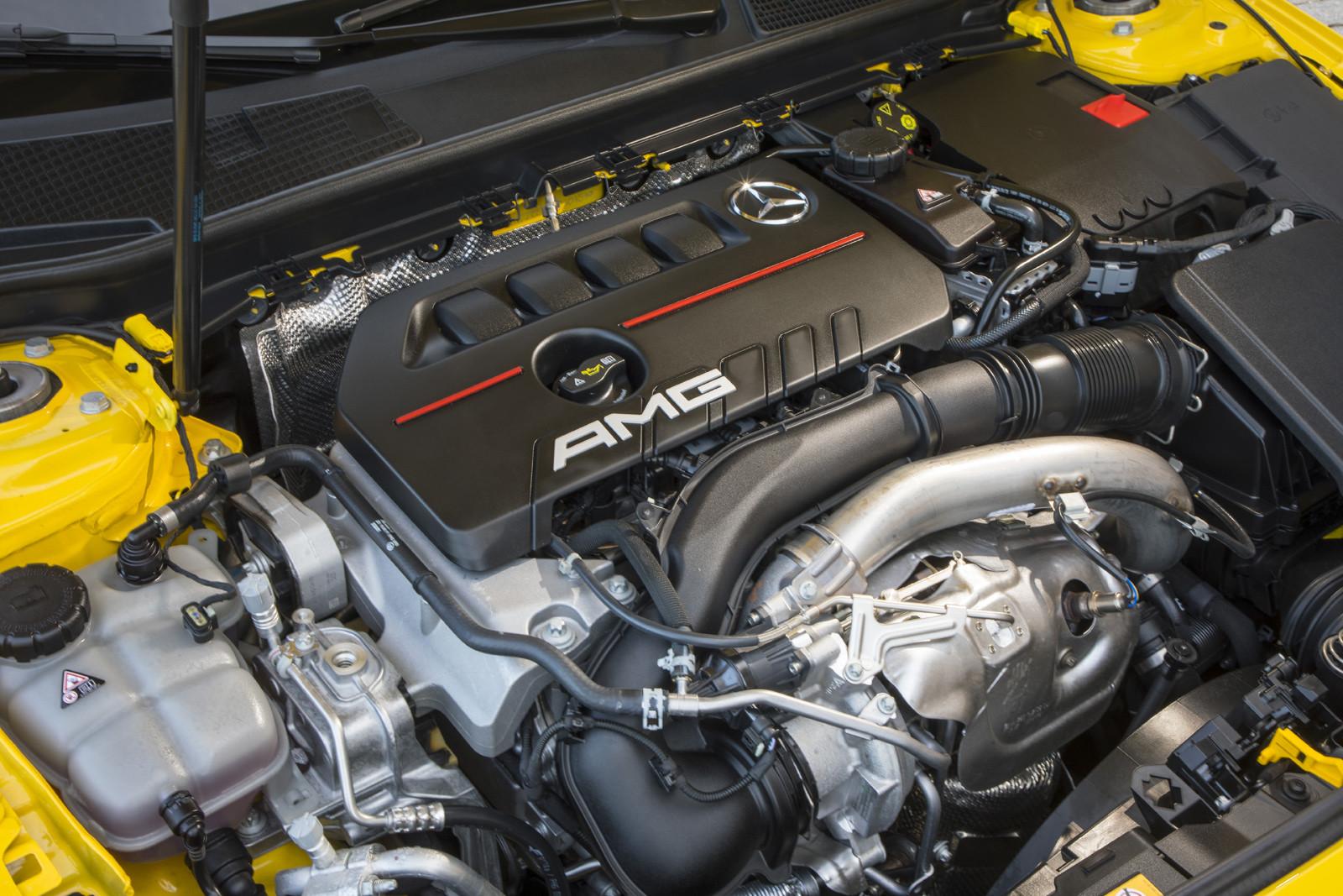 Foto de Mercedes-AMG A35 (presentación) (46/122)