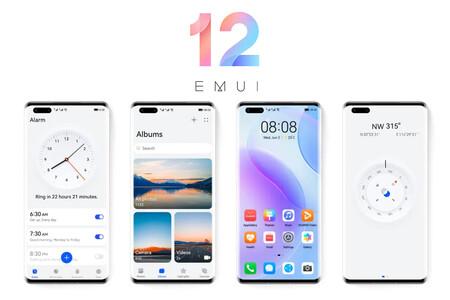 EMUI 12 es oficial: estas son todas las novedades de la capa de personalización de Huawei