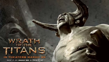 'Ira de titanes', carteles de la secuela de 'Furia de titanes'