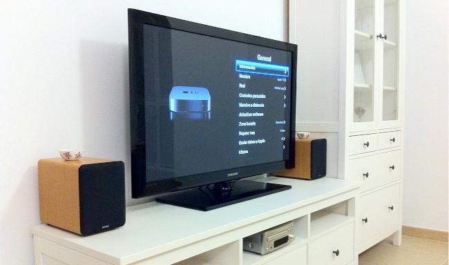 Aprovecha tu apple tv para reproducir tu m sica en el equipo de sonido de casa - Equipo musica casa ...
