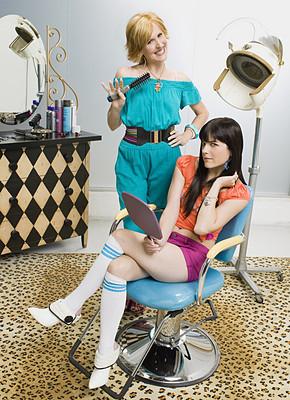 """Patricia Field pone su sello a """"Kath & Kim"""" y estrena """"Confessions of a shopaholic"""""""
