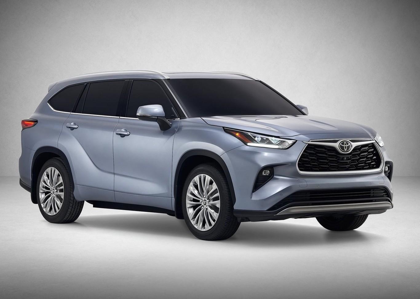Toyota Highlander 2020: Más equipado, refinado y hasta con versión híbrida