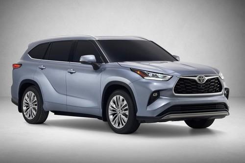 Toyota Highlander 2020: Más equipado, refinado y con una versión híbrida más eficiente