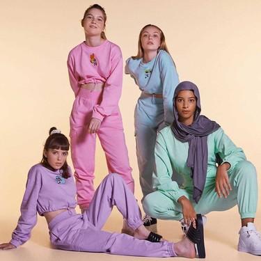 Las Supernenas han vuelto a Bershka en forma de una colorida (y cómoda) colección de ropa