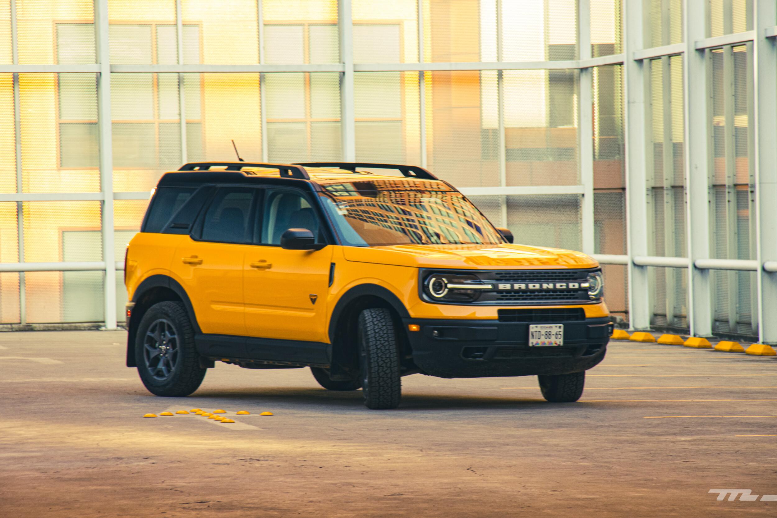 Foto de Ford Bronco Sport, a prueba (9/50)
