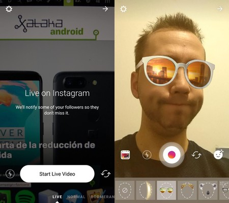 Stories App