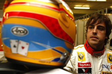 Alonso y Hamilton vuelven hoy a escena en Portimao