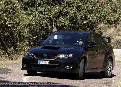 Subaru WRX STI Sedan, presentación y prueba (parte 1)