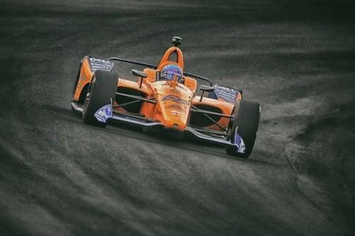 ¡Debacle en Indianápolis! Fernando Alonso queda eliminado en la repesca y no podrá correr las 500 millas