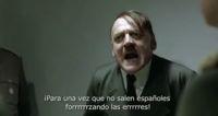 Hitler se enfada si TVE no renueva 'El ministerio del tiempo', la imagen de la semana