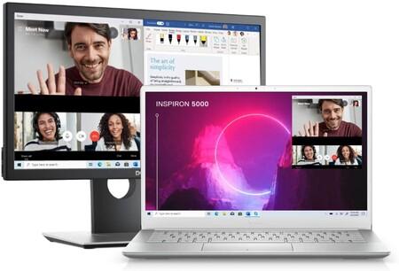 Laptop Dell Inspiron con monitor de 20 pulgadas de oferta en el Buen Fin 2020