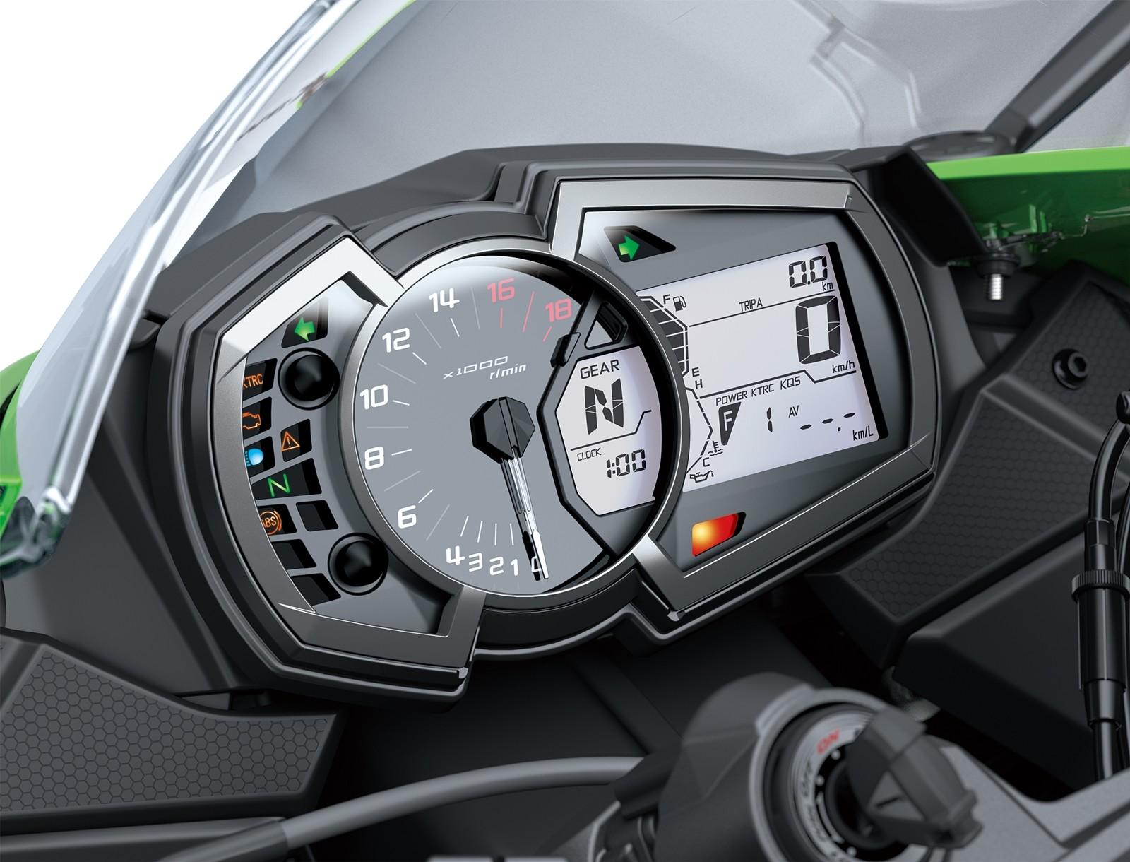 Kawasaki ZX-6R Ninja 2019