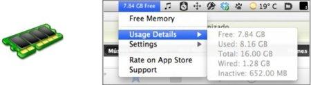 Free Memory, para liberar memoria rápidamente