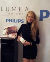 Philips y Vanesa Lorenzo participan en Wloggers presentando Lumea Confort