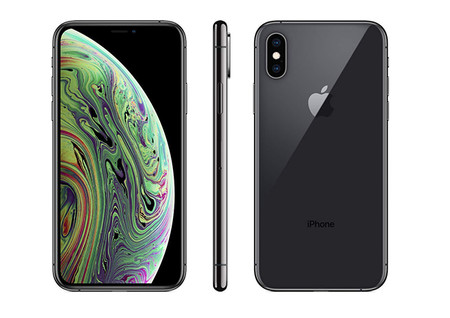 Apple Iphone Xs De 256gb Gris Espacial