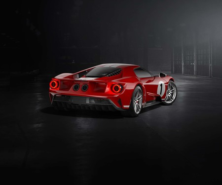 Ford Gt 67 Heritage Edition 2