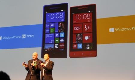 HTC declara su compromiso con Windows Phone y promete nuevos terminales
