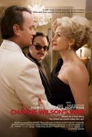 Póster y trailer de 'La Guerra de Charlie Wilson' con Tom Hanks y Julia Roberts