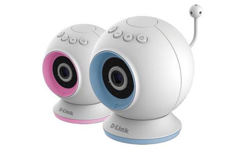 D-Link EyeOn Baby Camera, ten controlado a tu bebé en todo momento