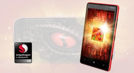 Qualcomm Snapdragon S4, el cerebro de Windows Phone 8