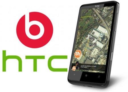 HTC llevará la colaboración con Beats a teléfonos Windows Phone 7