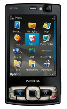 Nokia N95 por 25 euros...